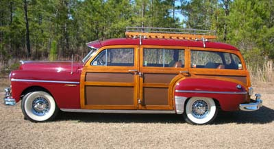 1949 Dodge Woodie
